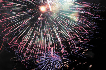 TopEvents_TOP 5 FIREWORKS