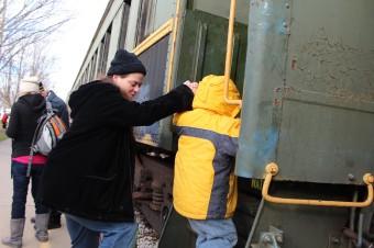 Coopersville Train3