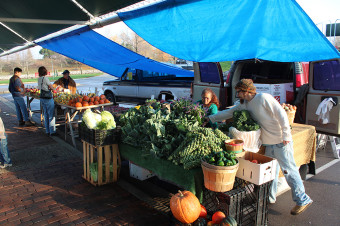 Grand Haven Farmer's Market @ Chinook Pier | Grand Haven | Michigan | United States